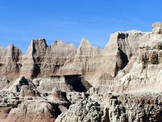 Peaks of the Badlands