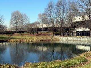 Carter Center Exterior