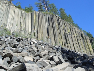 The Postpile