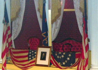 Booth Where Lincoln Died