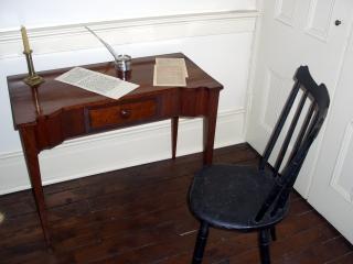 Gallatin�s Desk
