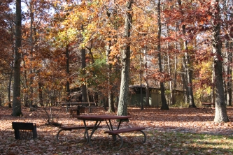 Beautiful Campground (minus the noise)