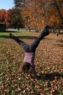 Handstand Gabby