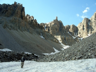Snowfield Stroll