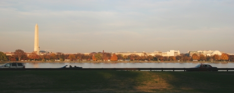 D.C. from the Parkway