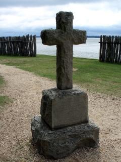 Jamestown Monument