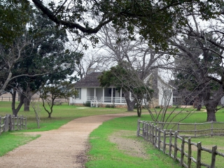 LBJ�s Birthplace