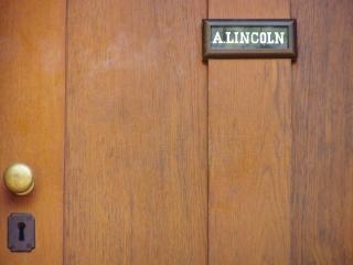 Mr. Lincoln I Presume