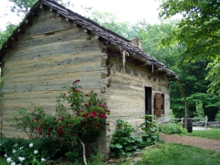 Lincoln Boyhood Cabin