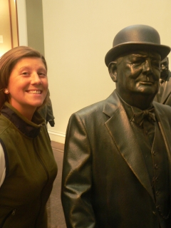 Hullo Mr. Churchill!