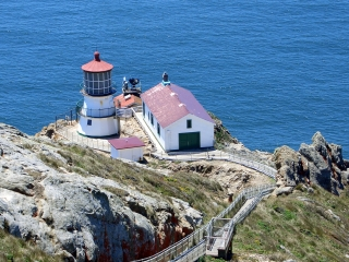 Oft Photographed Lighthouse