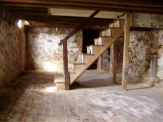 Poe�s Basement (Blurry for Spooky Intent)