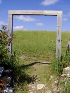 Tallgrass Entrance