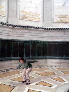 Echo Ensues Inside Illinois Memorial