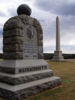 Andersonville Monuments