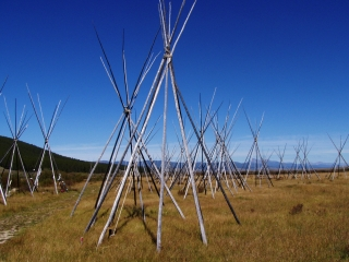 Nez Perce Encampment