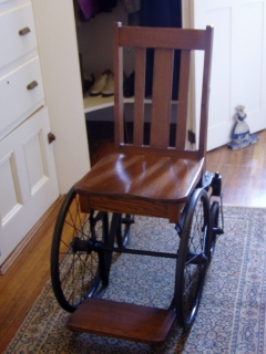 FDR�s Wheelchair